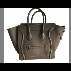 Handbags - Celine Mini Luggage